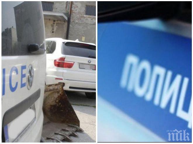 ИЗВЪНРЕДНО! Откриха труп в центъра на Пловдив