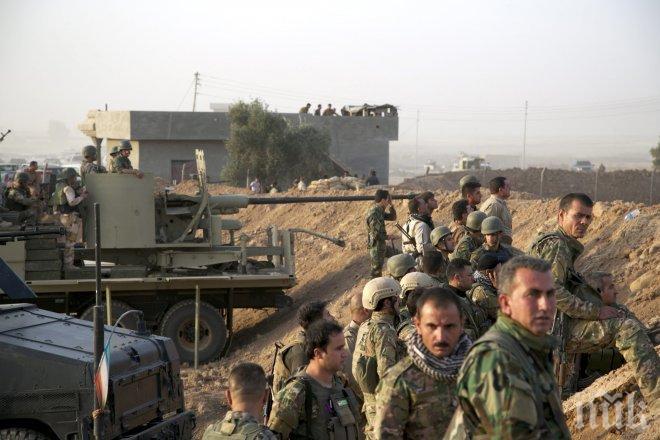 Турция помогнала на сирийски бунтовници за контраатаката срещу правителствената армия на Дамаск