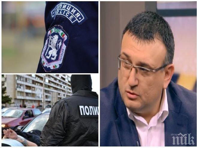 ЕКСКЛУЗИВНО! Главсекът на МВР Младен Маринов с горещи разкрития за убийството в Нови Искър, за показните екзекуции, ще бъде ли заловен авторът на фалшивите бомбени заплахи