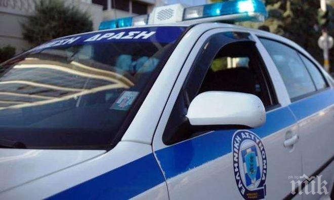 КАКВО СТАВА?! Изстрели пред КАТ в Атина!