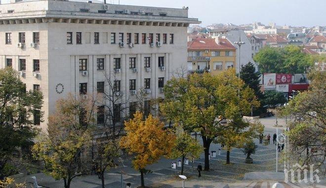 Стартира цялостна реконструкция на няколко бургаски улици с европейско финансиране