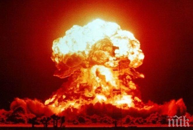 САЩ имат намерение да увеличат количеството на ядрените си оръжия заради Русия