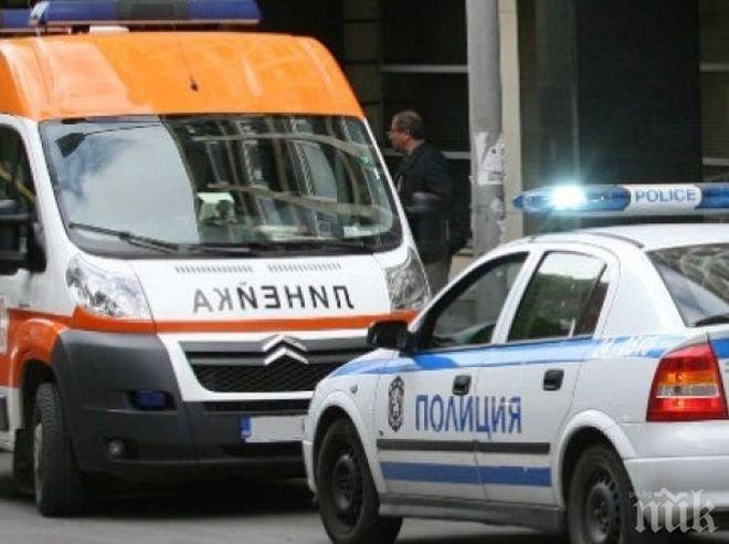 ИЗВЪНРЕДНО! Жестока катастрофа блокира Бургас има пострадали (СНИМКИ)