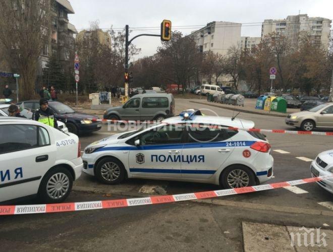 Труп на мъж е открит тази сутрин в близост до жилищен блок във Варна