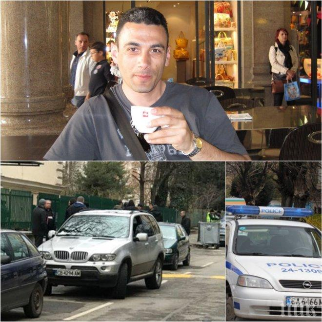 САМО В ПИК! Данъчният Иво Стаменов издъхнал от прострелната рана в белия дроб