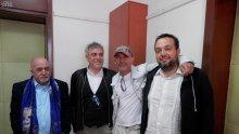 Бандерас към министър Владо Пенев: В България съм като у дома си (Снимки)
