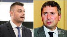 ЕКСКЛУЗИВНО В ПИК! Николай Бареков в Европарламента: Бандити като Иво Прокопиев още са на свобода