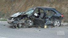 Трагедия! Жена загина след адското меле край Хасково, друга бере душа в болница