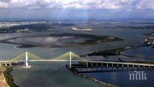 Френският министър на финансите отхвърли предложението за мост над Ла Манша