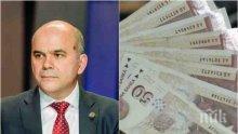 СУПЕР НОВИНА! Социалният министър хвърли бомба за заплатите! Тази година доходите ще скочат значително