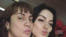 КАТО ДВЕ КАПКИ ВОДА! Мис България Марина Войкова наследила устните на мама
