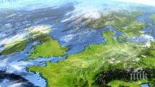 Франция отряза Великобритания за мост през Ламанша