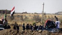 """Турция започна """"де факто"""" войната с кюрдите в Сирия"""