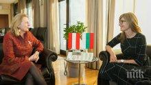 """Австрия се обяви """"за"""" встъпването на България в Шенген"""