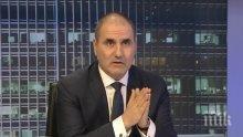 Цветанов: Вотът на недоверие няма да мине и управленската коалиция няма да се разпадне (ОБНОВЕНА)