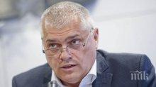 Вътрешният министър заминава на работно посещение в Гърция