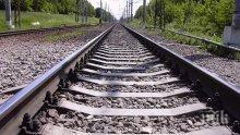 ИЗВЪНРЕДНО! Влак блъсна каруца в Бургас, спряха движението по жп линията