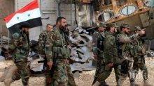 САЩ отново се обявиха срещу военната операция на Турция в Сирия