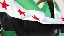 Лидер на сирийската опозиция: САЩ трябва да направят повече, за да принудят Башар Асад да преговаря