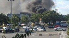 Гранични полицаи и служители на летището в Бургас са сред първите разпитани за атентата в Сарафово
