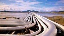 """""""Газпром"""" получи разрешение за строителството на втора нишка на морския участък на """"Турски поток"""""""