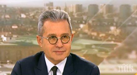 ГОРЕЩ ДЕБАТ! Йордан Цонев унижи БСП: Управлението ни с тях беше неуспешно! Те предлагат същото меню, но с други изпълнители