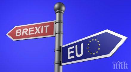 ПОТВЪРДЕНО! Говорителят на Тереза Мей: Напускаме ЕС!