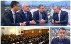 СТРАШЕН ЕКШЪН В ЕФИР! Депутатите се хванаха за гушите заради вота на недоверие, Хекимян си загуби гласа