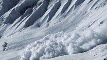 Лавини застрашават Алпите