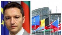 ИЗВЪНРЕДНО В ПИК TV! Кристиян Вигенин с първи коментар след евросрещата за приоритетите на българското председателство