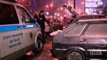 ПОКАЗНО УБИЙСТВО В МОСКВА! Килър разстреля бизнесмен (ВИДЕО)