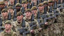 Британският началник на Генералния щаб: Великобритания изостава от Русия във военната сфера