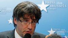 Испанските власти наблюдават засилено границите за евентуално завръщане на Пучдемон в Каталуния