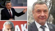 САМО В ПИК! Вицепремиерът Валери Симеонов с ексклузивен коментар за колебанията на Волен Сидеров преди  вота: Наистина съм изненадан!