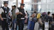 На косъм! Британската полиция задържа пиян пилот минути преди полет