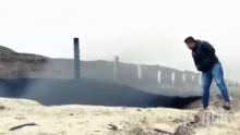 МИСТЕРИЯ! Какво изрови този огромен кратер в Мексико?! (ВИДЕО)