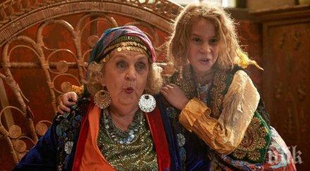 """ВЪЛШЕБНА ПРИКАЗКА! Татяна Лолова стана магьосница с новия детски филм """"Лили Рибката"""" (ВИДЕО + СНИМКИ)"""