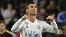 Кристиано Роналдо разкри напуска ли Реал