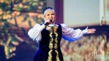 Николина Чакърдъкова чака бебе