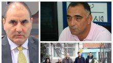 ЕДНО КЪМ ЕДНО! Цветанов: 3 хиляди души дойдоха на погребението на убития бизнесмен Петър Христов!