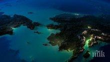 В района на Командорските острови е регистрирано земетресение с магнитуд 6.2 по Рихтер