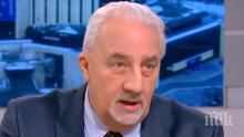 Муравей Радев: Трябва да приемем еврото сега! Няма да ни канят повече