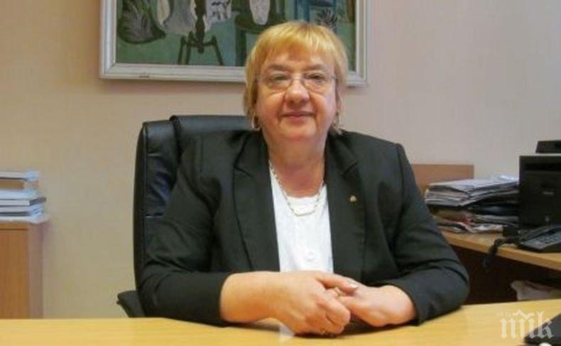 ДОБРОВОЛНО! Ректорът на Русенския университет подаде оставка