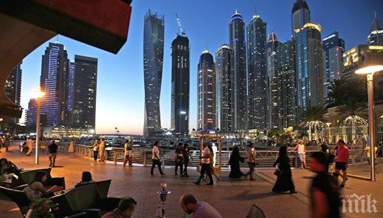 """По улиците в Дубай монтират хиляди """"умни"""" камери за разпознаване на лица"""