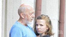 ЖИВОТ В ГРЯХ! Кръшкачът Стоян Алексиев заведе любовницата си на театър