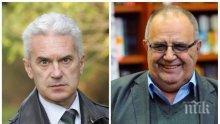 ЕКСКЛУЗИВНО! Волен Сидеров се закани на Божидар Димитров: Давам 1000 евро награда, ако историк ми докаже, че Кубрат е бил хан