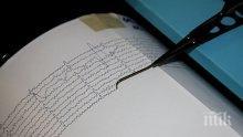 Трус! Земетресение с магнитуд 4.0 по скалата на Рихтер бе регистрирано в австрийските Алпи