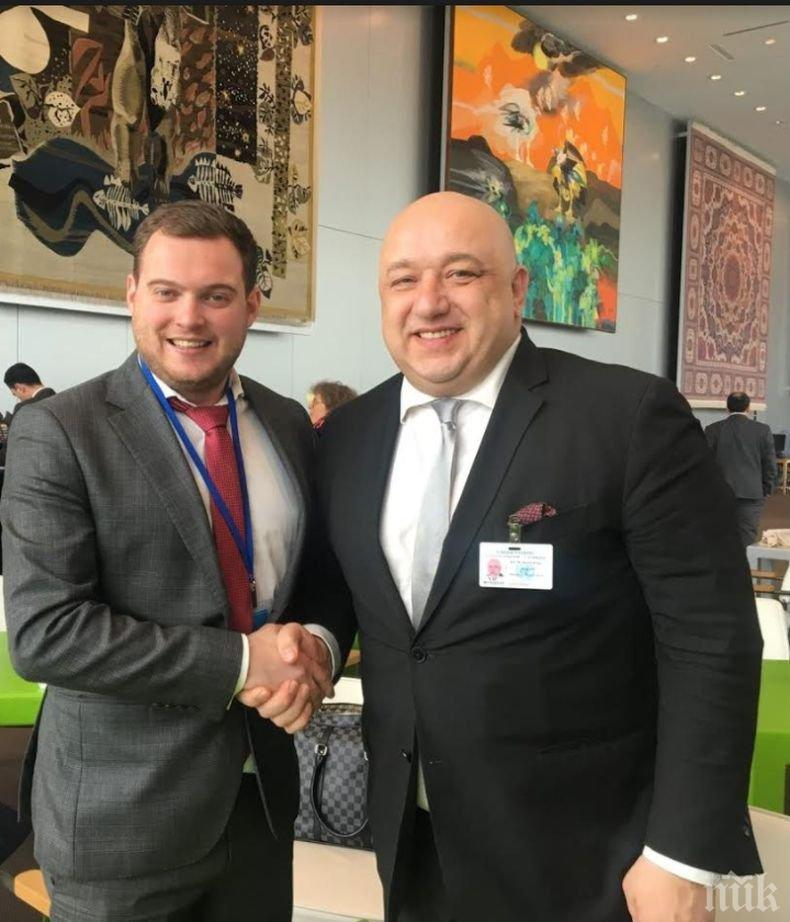 Сърбия и Македония благодарни на министър Кралев