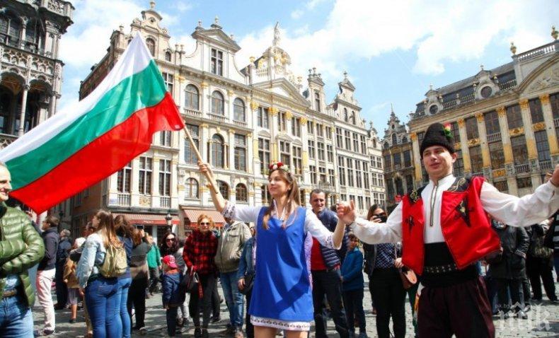 Искам политик от Брюксел да живее с моята пенсия