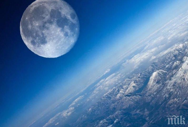 В Русия тази година стартират тестове на системи за връщане на космонавти от Луната